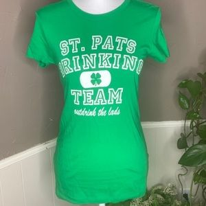 Spencer's St. Patrick's Day Drinking Team T-Shirt